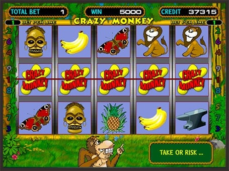 Аппараты игровые crazy monkey игровые аппараты в болгарии 2010