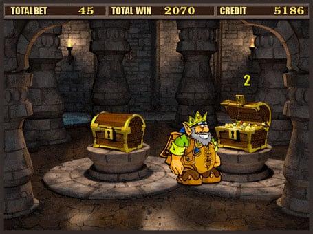 Выигрыш в автомате Gnome