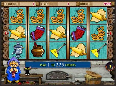 Символы онлайн игрового автомата Кекс